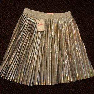 Girls justice skirt